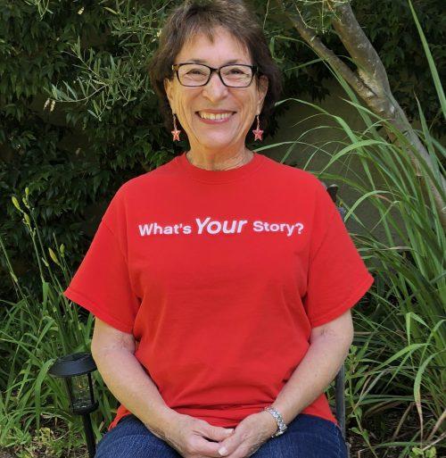 Marsha Wietecha, What's Your Story?